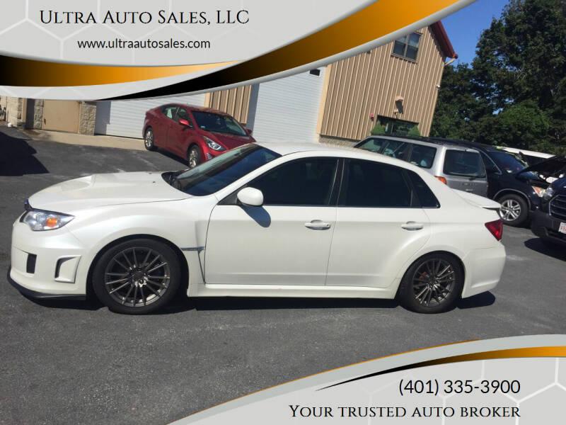 2014 Subaru Impreza for sale at Ultra Auto Sales, LLC in Cumberland RI