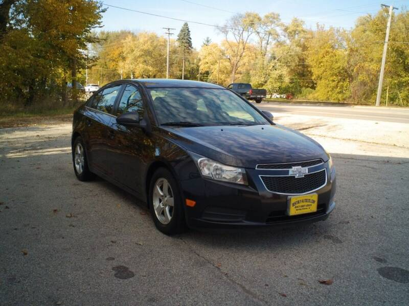2014 Chevrolet Cruze for sale at BestBuyAutoLtd in Spring Grove IL