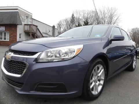 2015 Chevrolet Malibu for sale at P&D Sales in Rockaway NJ