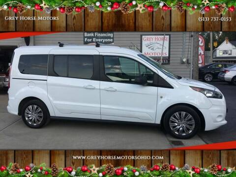 2015 Ford Transit Connect Wagon for sale at Grey Horse Motors in Hamilton OH