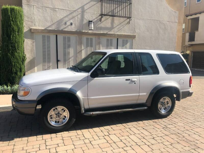 1999 Ford Explorer for sale at California Motor Cars in Covina CA