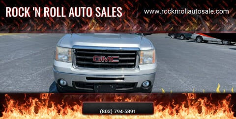 2011 GMC Sierra 1500 for sale at Rock 'n Roll Auto Sales in West Columbia SC