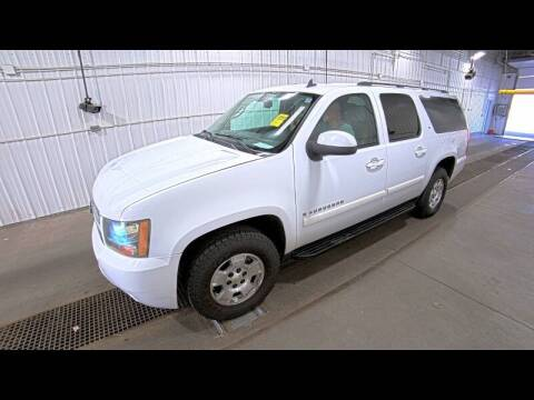 2007 Chevrolet Suburban for sale at BOB'S AUTO MART in Lewistown MT
