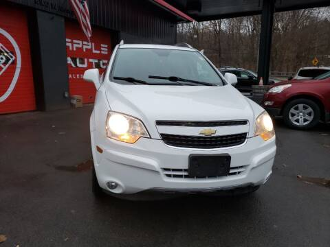 2012 Chevrolet Captiva Sport for sale at Apple Auto Sales Inc in Camillus NY