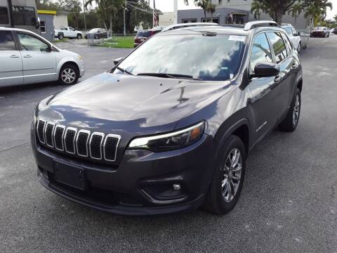 2019 Jeep Cherokee for sale at YOUR BEST DRIVE in Oakland Park FL