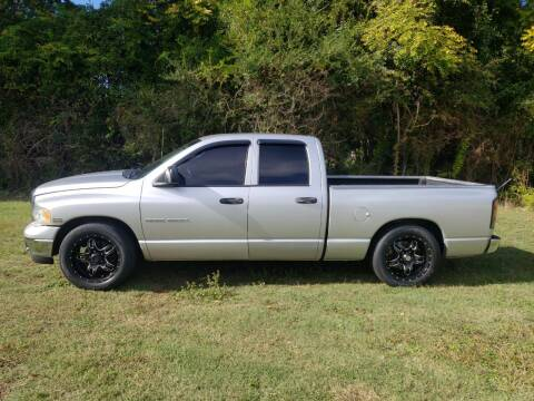 2004 Dodge Ram Pickup 1500 for sale at A-1 Auto Sales in Anderson SC