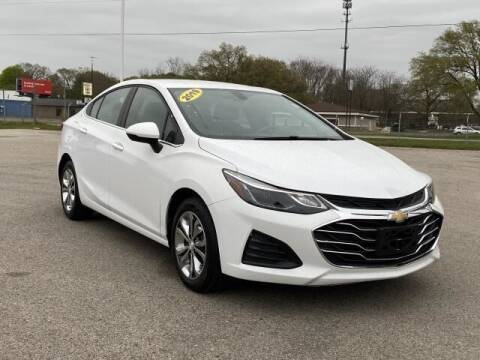 2019 Chevrolet Cruze for sale at Betten Baker Preowned Center in Twin Lake MI