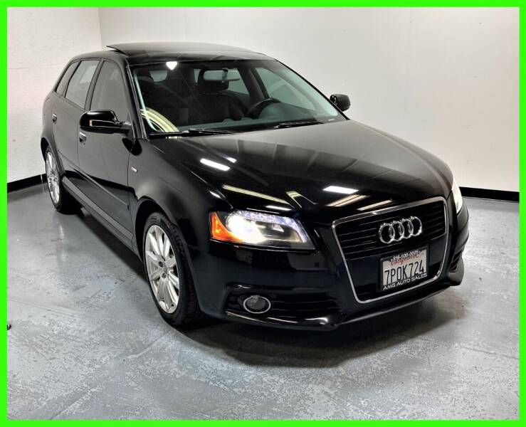 2011 Audi A3 for sale at AMG Auto Sales in Rancho Cordova CA