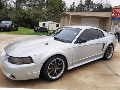 2001 Ford Mustang SVT Cobra for sale at Rucker Auto & Cycle Sales in Enterprise AL