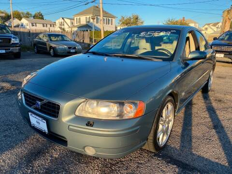 2005 Volvo S60 for sale at Volare Motors in Cranston RI