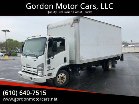 2012 Isuzu NPR-HD for sale at Gordon Motor Cars, LLC in Frazer PA