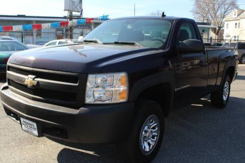 2008 Chevrolet Silverado 1500 for sale at Grasso's Auto Sales in Providence RI