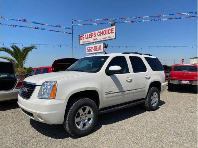2011 GMC Yukon for sale at Dealers Choice Inc in Farmersville CA