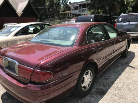 2001 Buick LeSabre for sale at Cars Now KC in Kansas City MO
