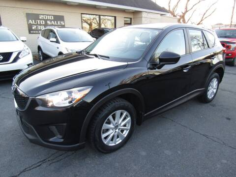 2014 Mazda CX-5 for sale at 2010 Auto Sales in Troy NY