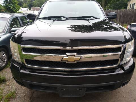 2007 Chevrolet Silverado 1500 for sale at Maple Street Auto Sales in Bellingham MA