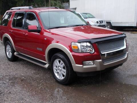 2007 Ford Explorer for sale at LANCASTER'S AUTO SALES INC in Fruitland Park FL