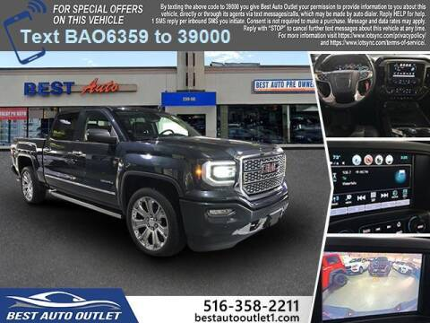 2018 GMC Sierra 1500 for sale at Best Auto Outlet in Floral Park NY