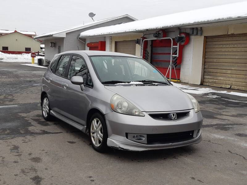 2008 Honda Fit for sale at MMM786 Inc. in Wilkes Barre PA