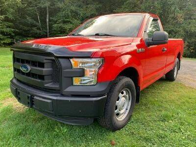 2016 Ford F-150 for sale at Worthington Air Automotive Inc in Williamsburg MA