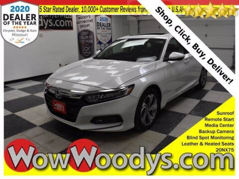 2020 Honda Accord for sale at WOODY'S AUTOMOTIVE GROUP in Chillicothe MO