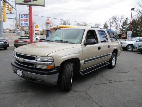2005 Chevrolet Suburban for sale at Premier Auto in Wheat Ridge CO