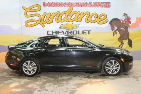 2013 Lincoln MKZ Hybrid for sale at Sundance Chevrolet in Grand Ledge MI