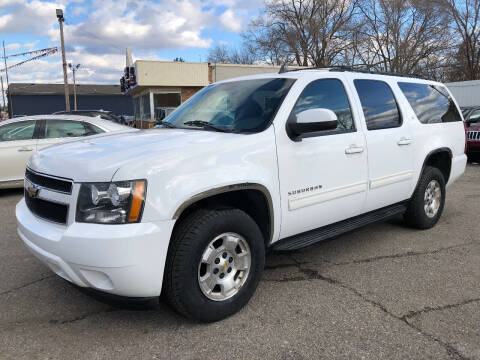 2009 Chevrolet Suburban for sale at SKY AUTO SALES in Detroit MI