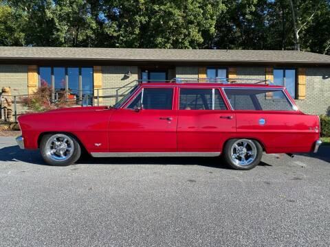 1966 Chevrolet Nova for sale at Orange Bear Motors in Landrum SC