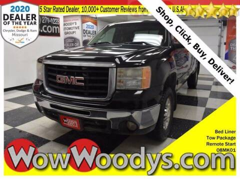 2008 GMC Sierra 2500HD for sale at WOODY'S AUTOMOTIVE GROUP in Chillicothe MO