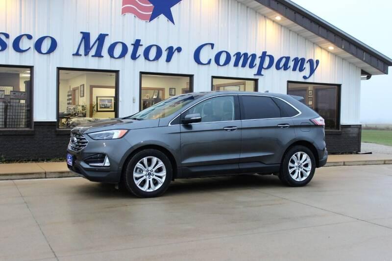 2020 Ford Edge for sale at Cresco Motor Company in Cresco IA