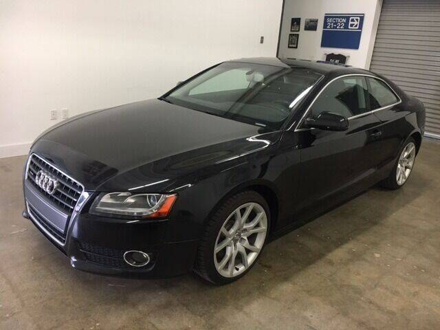 2012 Audi A5 for sale at CHAGRIN VALLEY AUTO BROKERS INC in Cleveland OH