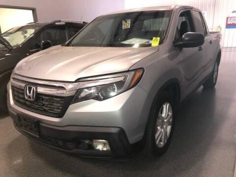 2017 Honda Ridgeline for sale at Preferred Auto Fort Wayne in Fort Wayne IN