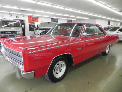 1967 Plymouth Fury for sale at 121 Motorsports in Mt. Zion IL
