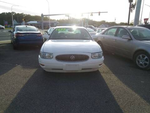 2003 Buick LeSabre for sale at Marino's Auto Sales in Laurel DE