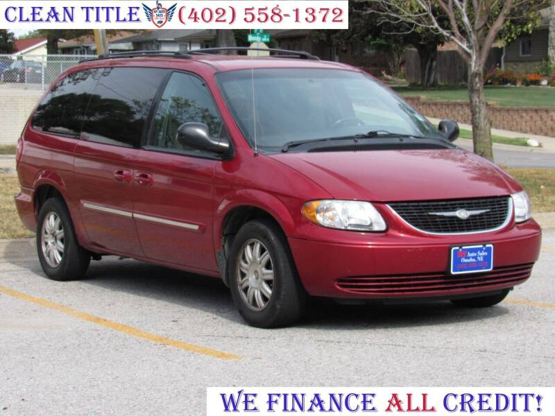 2004 Chrysler Town and Country for sale at NY AUTO SALES in Omaha NE