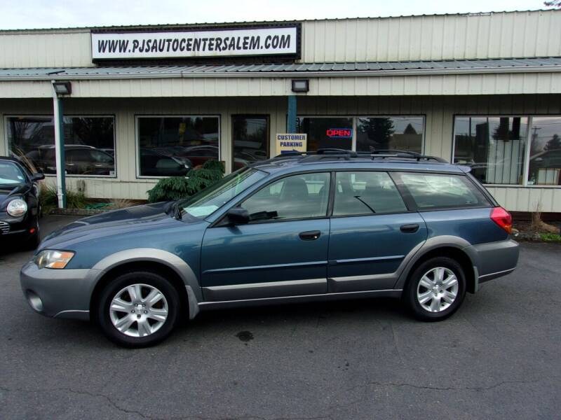 2005 Subaru Outback for sale at PJ's Auto Center in Salem OR