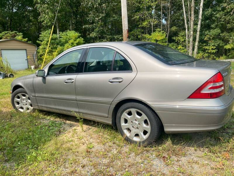 2006 Mercedes-Benz C-Class for sale at C & C Automotive in Chicora PA