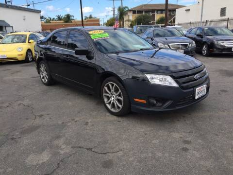 2010 Ford Fusion for sale at Oxnard Auto Brokers in Oxnard CA