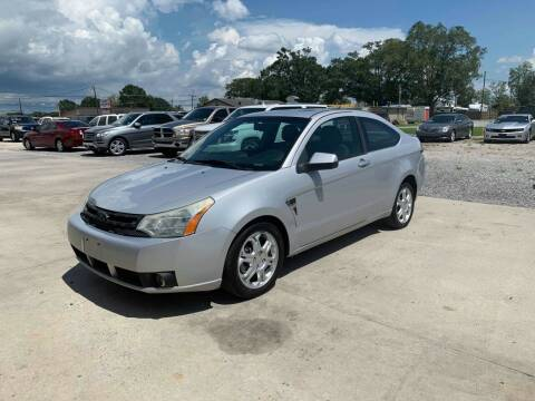 2008 Ford Focus for sale at Bayou Motors Inc in Houma LA