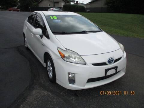 2010 Toyota Prius for sale at Euro Asian Cars in Knoxville TN