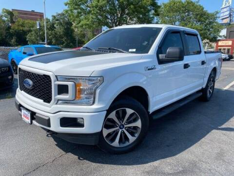 2019 Ford F-150 for sale at Sonias Auto Sales in Worcester MA