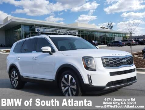 2020 Kia Telluride for sale at Carol Benner @ BMW of South Atlanta in Union City GA