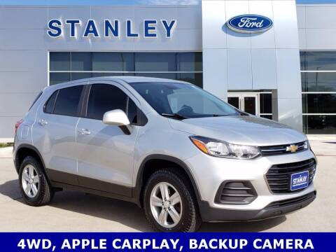 2017 Chevrolet Trax for sale at Stanley Ford Gilmer in Gilmer TX