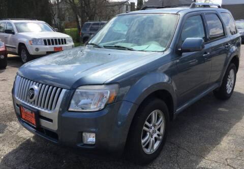 2011 Mercury Mariner for sale at Knowlton Motors, Inc. in Freeport IL