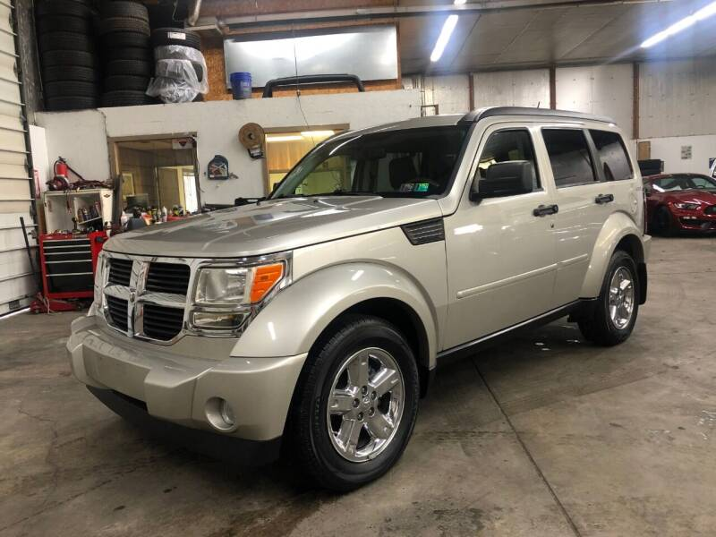 2009 Dodge Nitro for sale at T James Motorsports in Gibsonia PA
