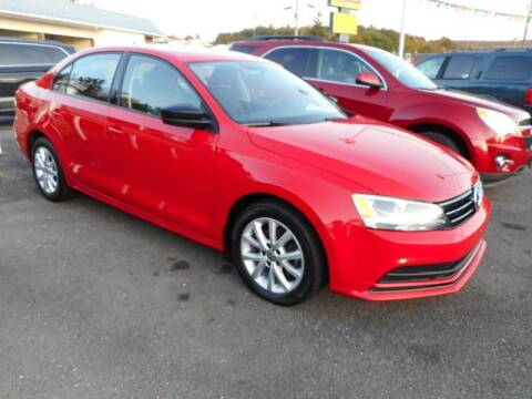 2015 Volkswagen Jetta for sale at Automotive Toy Store LLC in Mount Carmel PA