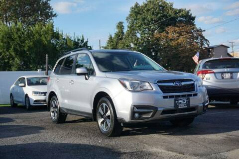 2017 Subaru Forester for sale at HD Auto Sales Corp. in Reading PA