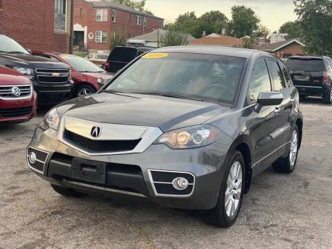2010 Acura RDX for sale at IMPORT Motors in Saint Louis MO