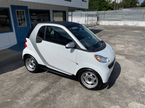 2015 Smart fortwo for sale at Moye's Auto Sales Inc. in Leesburg FL